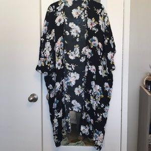 Brandy Melville kimono/beach cover up!